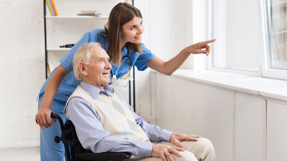 Dicas de cuidados com o idoso