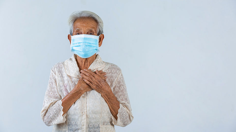 Pandemia – Como Reforçar os Cuidados com Idosos em Casa